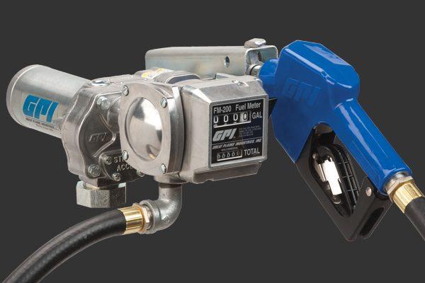 GPI-M-150S-AU-FM-200-G6N- Fuel Pump and Meter