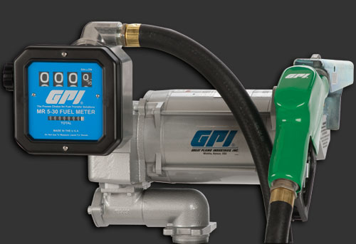 M-3130-MR5-30 Pump and Meter