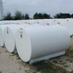 Single Wall Storage Tanks