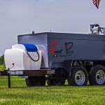 Kay Tank Fuel Pup trailer