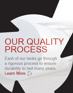 Kay Tank's quality and process