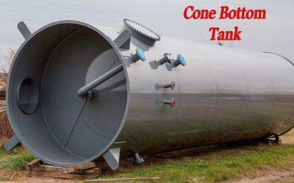 Cone bottom tank