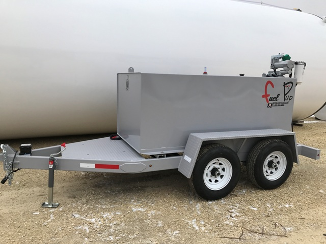 Fuel Pup w/oDEF w/12v 25 gpm pump