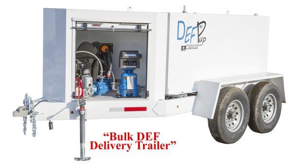 DEF Pup Delivery Trailer