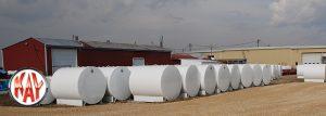 Single Wall storage tanks from Kay Tank Corporation